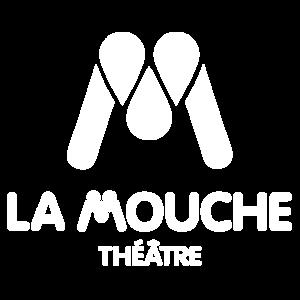 Logo théâtre cinéma La Mouche