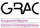 Logo du Groupement Régional d'Actions Cinématographiques