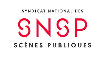 Logo Syndicat National des Scènes Publiques