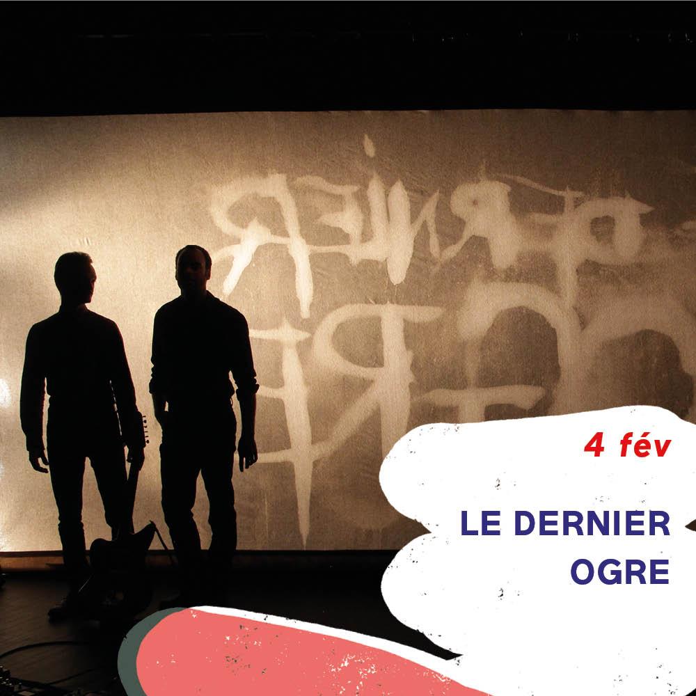 spectacle Le dernier ogre
