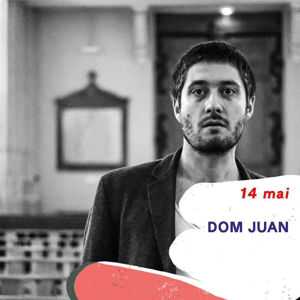 spectacle Dom Juan