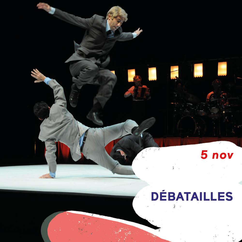 spectacle DébaTailles