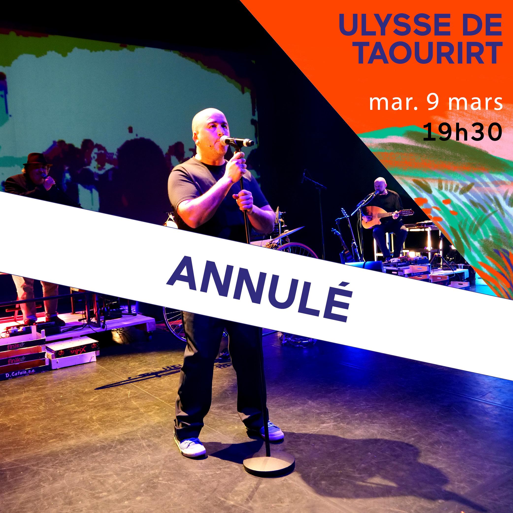 annulation Ulysse