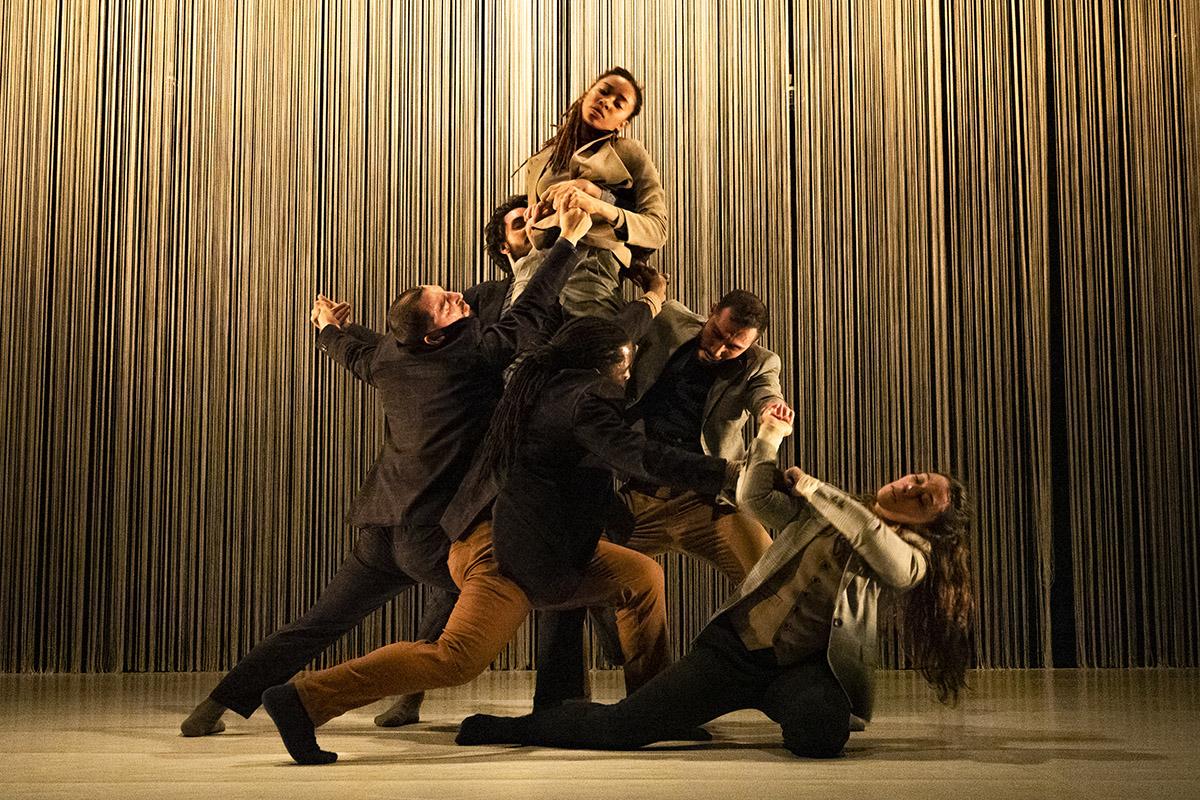 Oüm - Bienanale de la danse